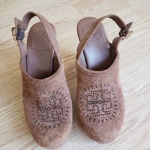 Tory Burch Shoes - 🌿Tory Burch Brayden Slingback Clog Size 8🌿